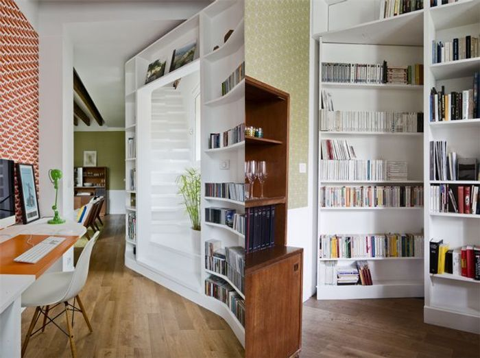 visite d 39 une maison pleine de surprises elle d coration. Black Bedroom Furniture Sets. Home Design Ideas