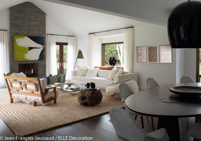 Une Maison De Vacances Dans Les Hamptons Elle D Coration