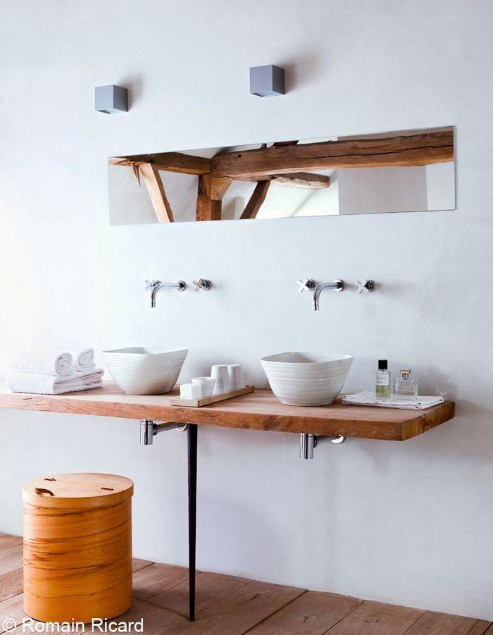 Un bain de simplicité