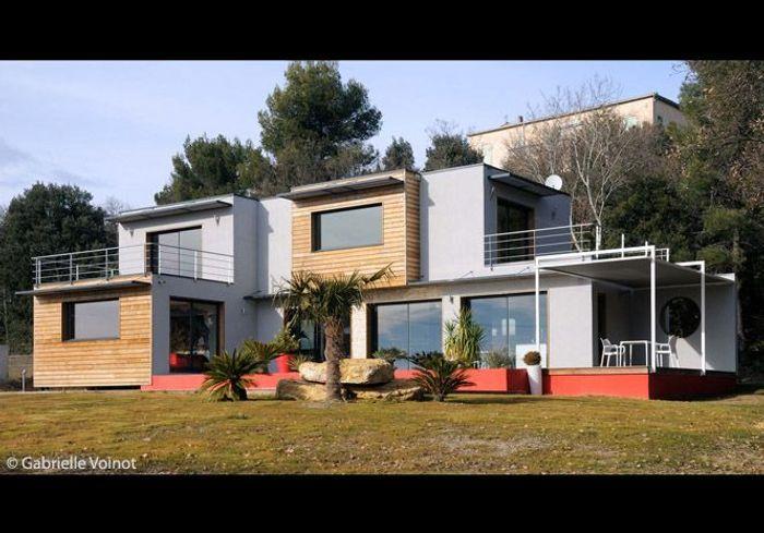 visite priv e 230 m d cologie et de design elle d coration. Black Bedroom Furniture Sets. Home Design Ideas