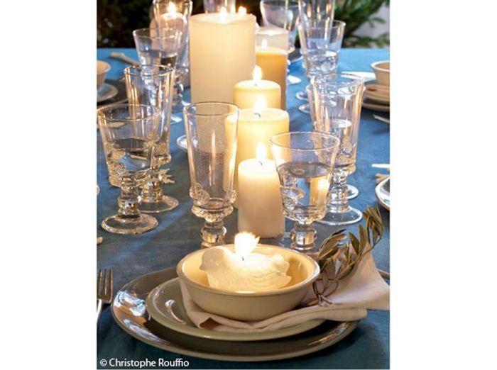 15 idées déco pour un joli centre de table de mariage - Elle ...