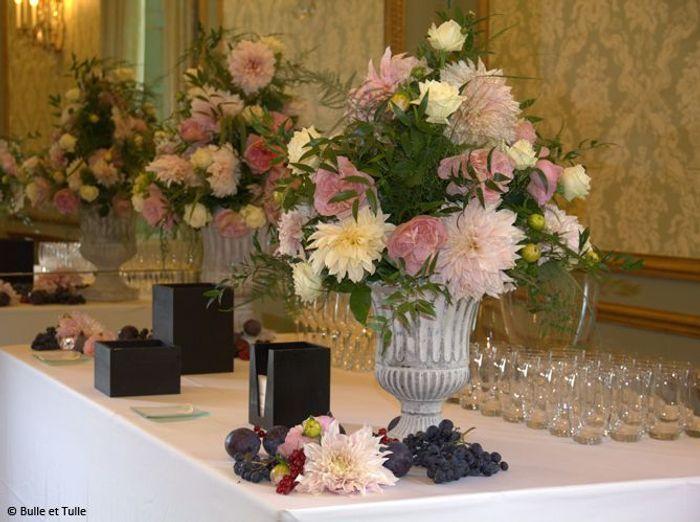 Des id es d co pour votre buffet de mariage elle d coration - Deco campagneidees pour un decor charmant ...