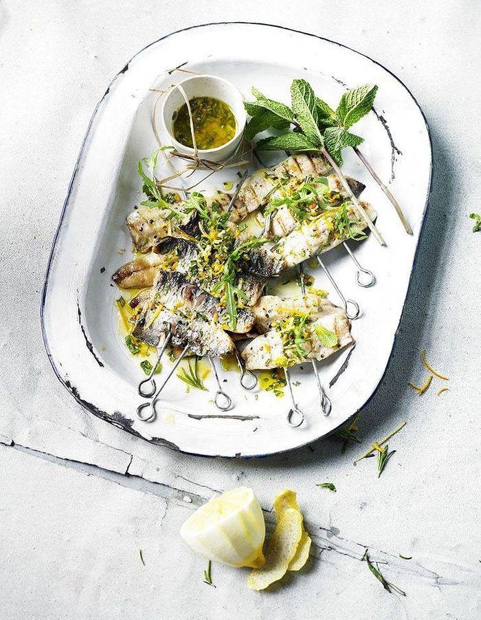 Sardine comment cuisiner la sardine elle table - Comment cuisiner des filets de sardines ...
