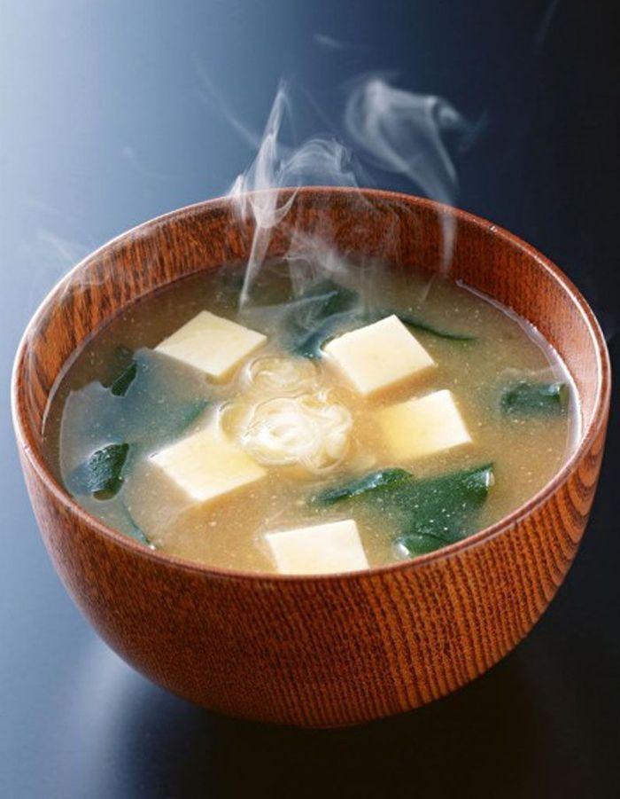 Miso soupe 441x580