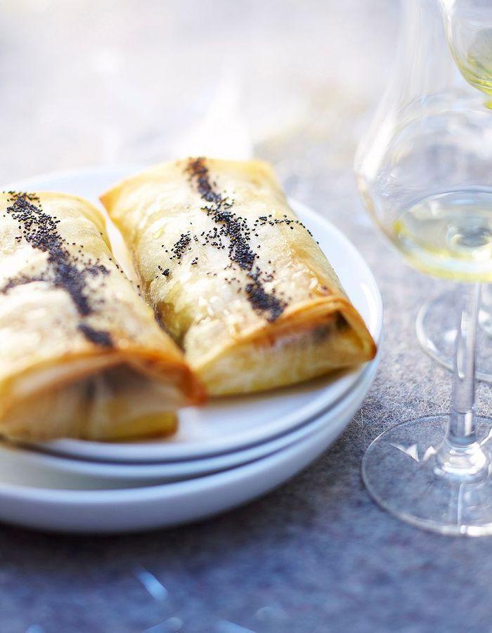 Cuisine ancienne le koulibiac de saumon 10 recettes de cuisine ancienne revisit es elle - Recette cuisine ancienne ...