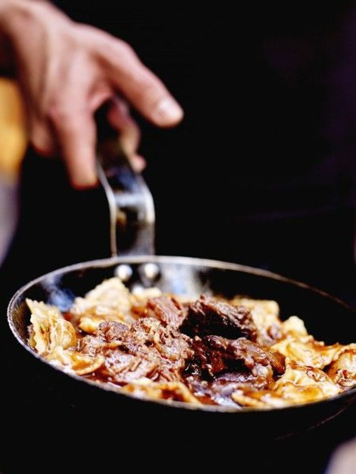 Cuisine bourgeoise daube la ni oise carnet de for Cuisine bourgeoise