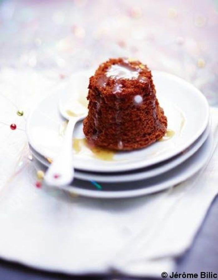 Moelleux au caramel des id es recettes pour le r veillon des enfants elle table - Recette de viande pour le reveillon ...