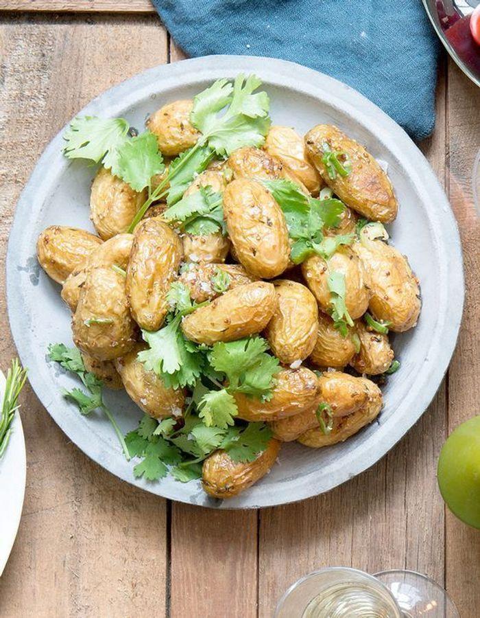Fruits et l gumes de mars pommes de terre grenaille quels fruits et l gumes de saison en - Comment cuisiner les pommes de terre grenaille ...