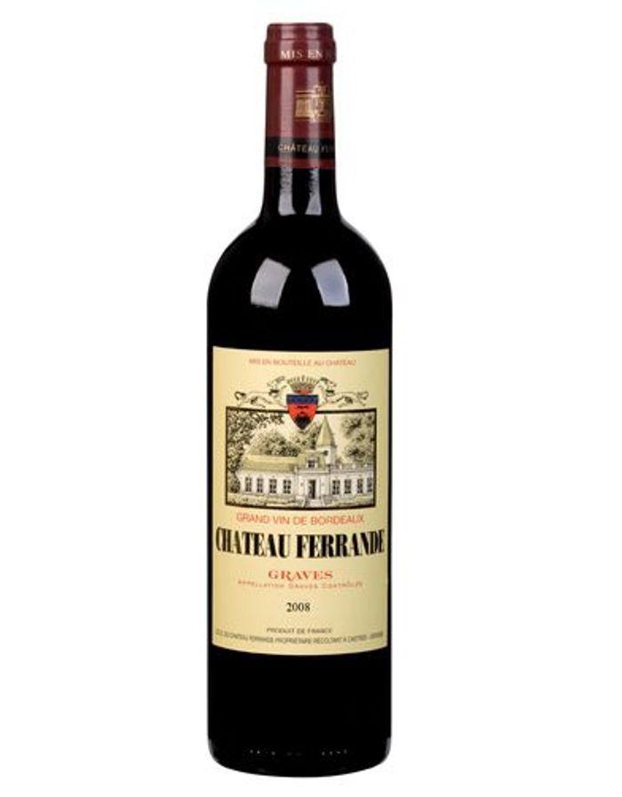 Vin ch teau ferrande une cave chic prix choc elle for Chateau ferrande
