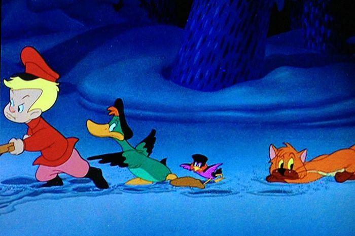 Pierre et le loup 1946 15 dessins anim s cultes re voir avec ses enfants elle - Coloriage pierre et le loup ...