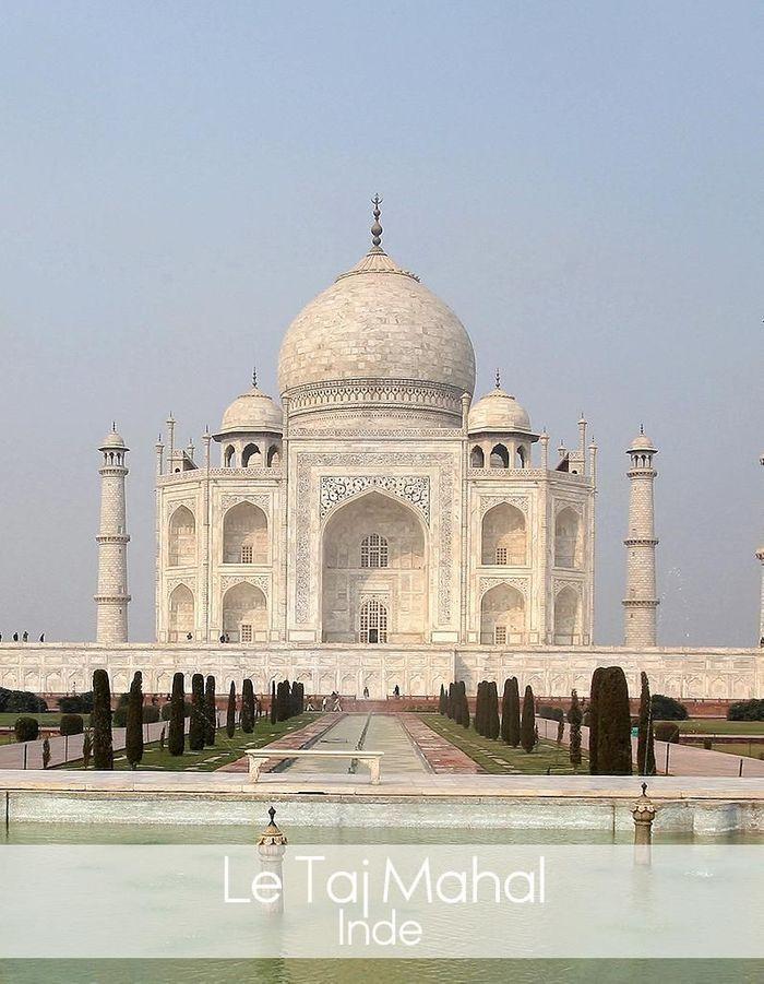 plus beaux monuments du monde quels sont les plus beaux