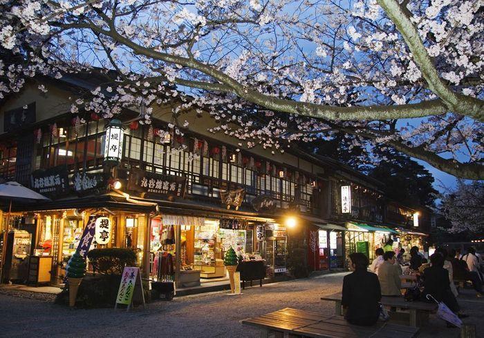 Kanazawa, au Japon