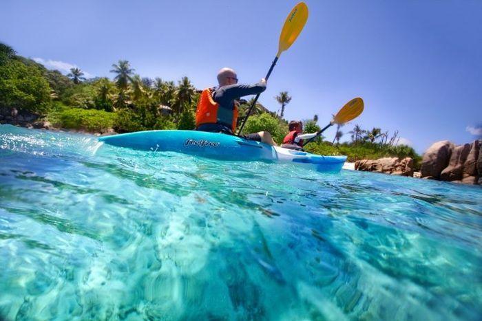Se jeter l 39 eau que faire aux seychelles notre guide pour une escapa - Se faire livrer de l eau ...