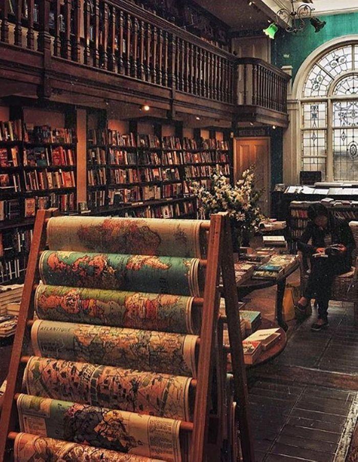 Ces librairies vont faire rêver n'importe quel fan de livres !