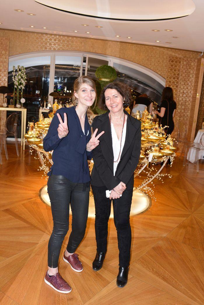 Laura Chenal et Muriel Durif (Equipe ELLE)