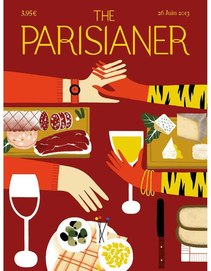 Paris, c'est amoureux… et gourmand !