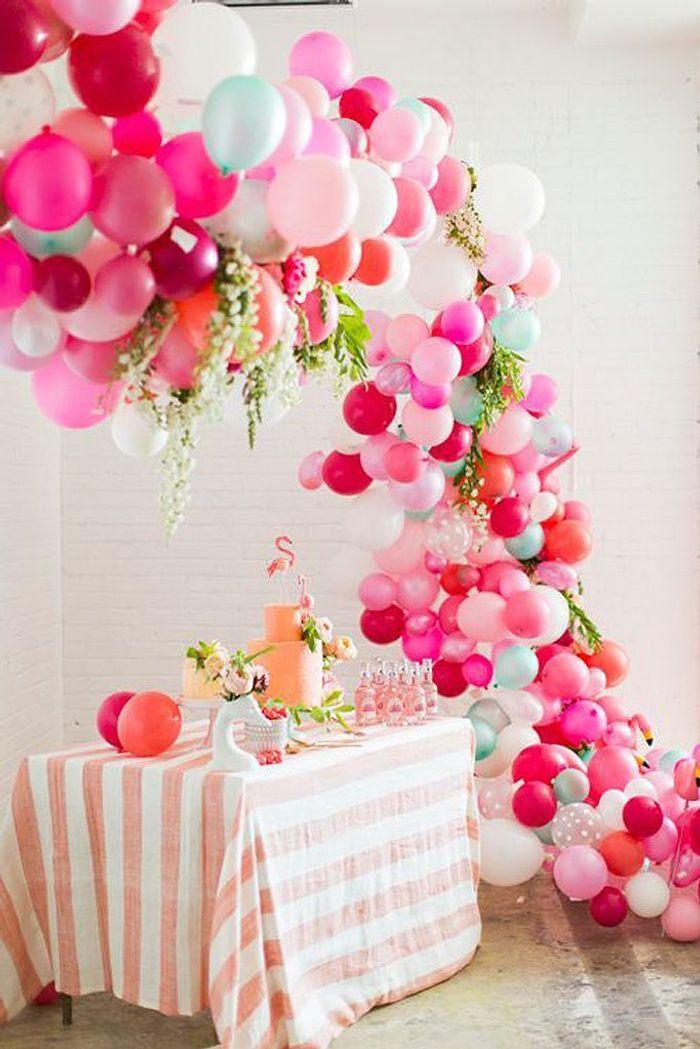 Décoration de fête girly - 20 décorations de fête qui donnent ...
