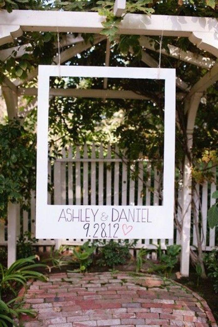 Un photo Booth original