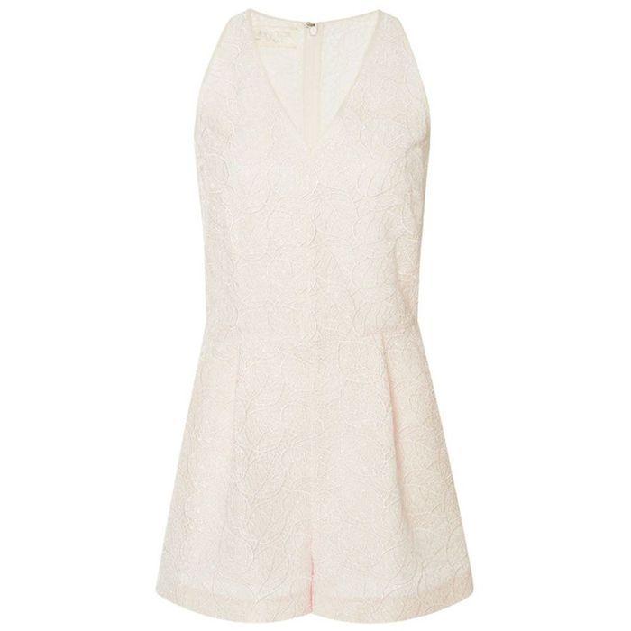 combinaison blanche giambattista valli 30 combinaisons blanches pour moderniser la robe de. Black Bedroom Furniture Sets. Home Design Ideas