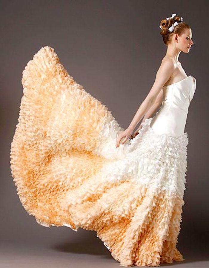 Mariage guide shopping robe couleur majorque docquin 20 for Boutiques de mariage orlando
