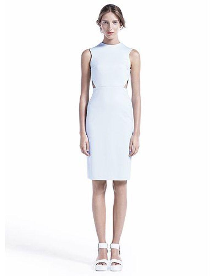 robe blanche cos 100 robes de mari e pas comme les. Black Bedroom Furniture Sets. Home Design Ideas