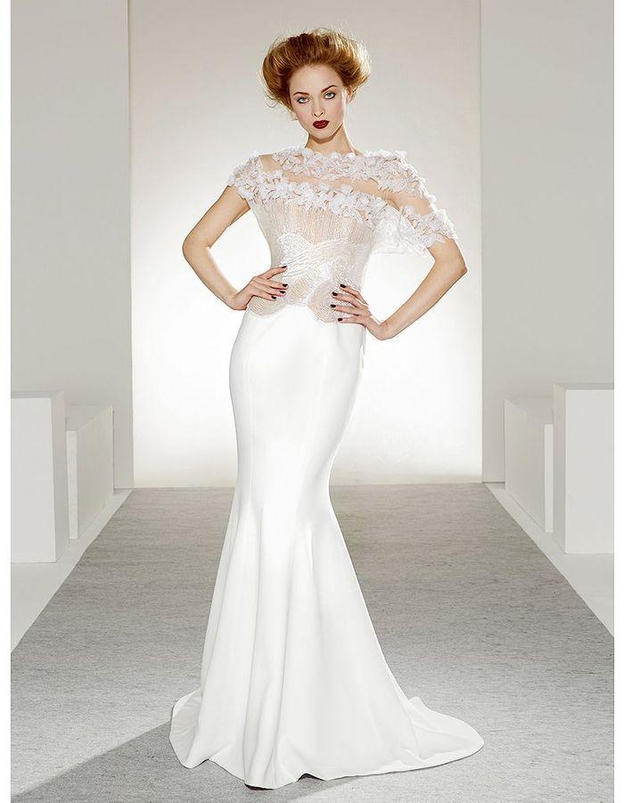 Georges chakra haute couture nos 15 mari es pr f r es for Prix de robe de mariage en or georges chakra