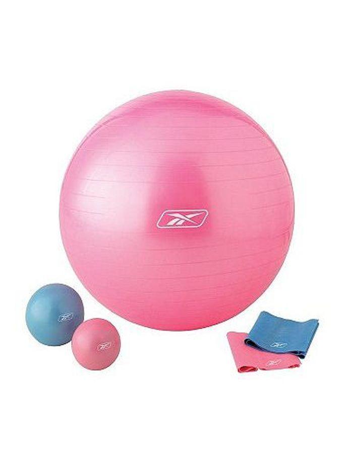 minceur shopping sport accessoires exercices kit pilate reebok 50 accessoires fitness pour se. Black Bedroom Furniture Sets. Home Design Ideas