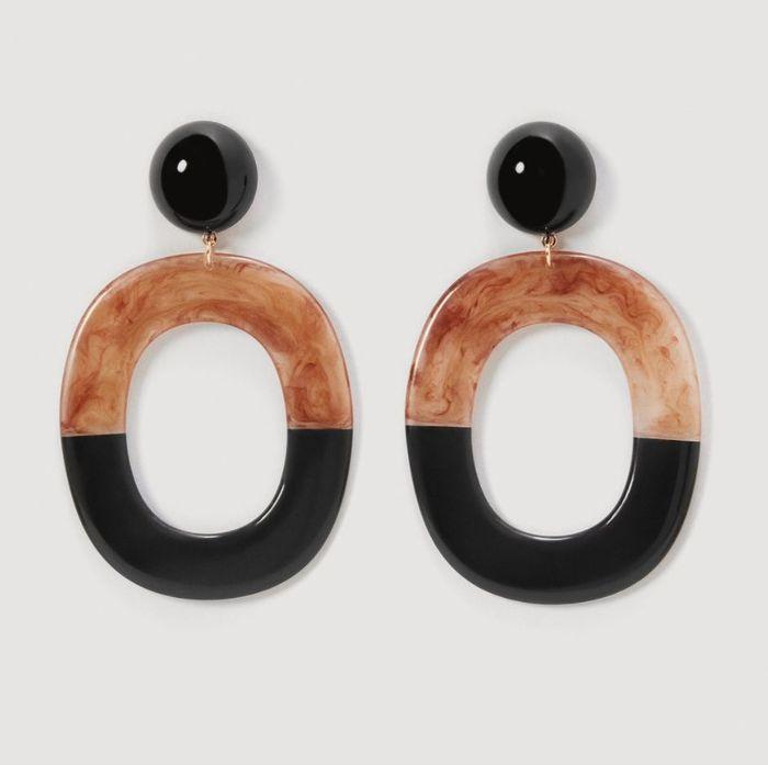 Boucles d'oreilles Mango