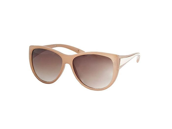Mode tendance guide shopping lunettes visage ovale cat eye zara