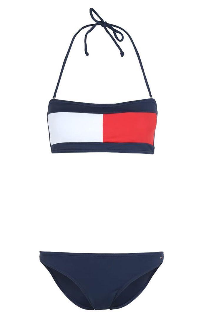 maillot de bain bandeau sport hilfiger denim 25 maillots de bain bandeau pour chiller la. Black Bedroom Furniture Sets. Home Design Ideas