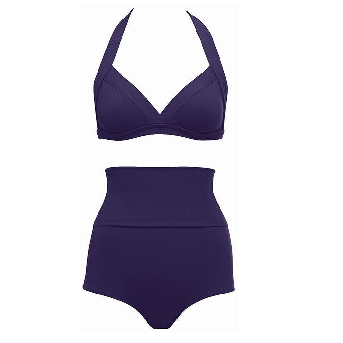 maillot de bain triangle violet er s 20 maillots de bain triangle glisser dans sa valise d. Black Bedroom Furniture Sets. Home Design Ideas