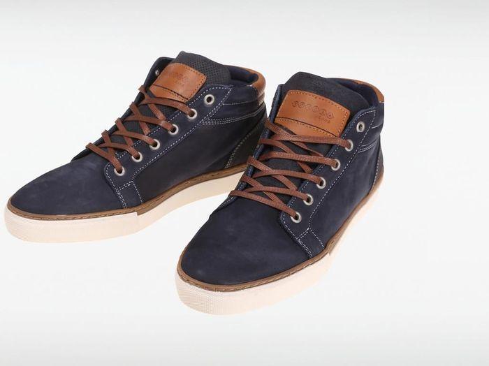 baskets homme bonobo jeans baskets pour homme 35 paires qui claquent elle. Black Bedroom Furniture Sets. Home Design Ideas
