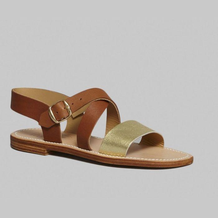 Sandales plates La Botte Gardiane