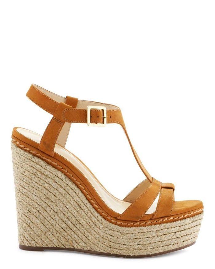 Sandales à plateforme Cosmoparis