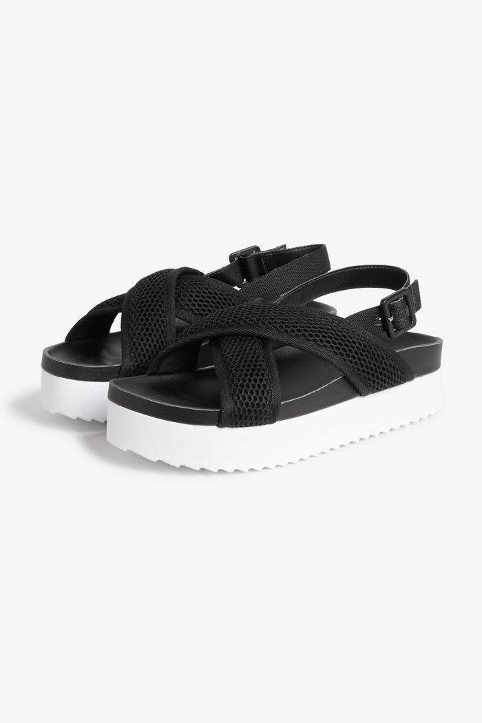 Sandales à plateforme Monki