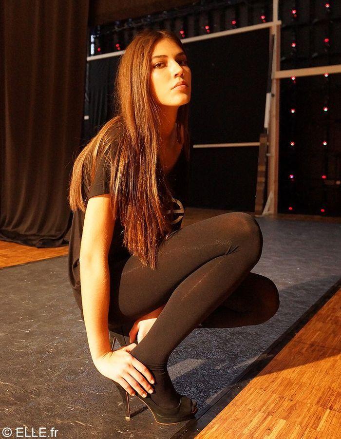 marilh a 17 ans elite model look les coulisses d un concours elle. Black Bedroom Furniture Sets. Home Design Ideas
