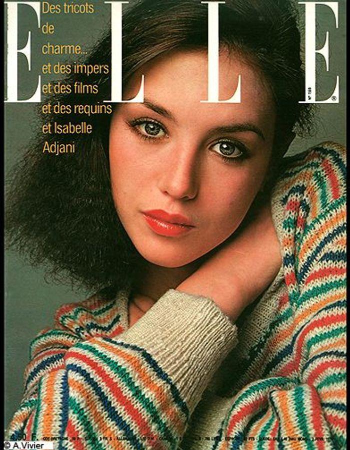 couverture elle magazine 1976 les plus belles couvertures de elle elle. Black Bedroom Furniture Sets. Home Design Ideas