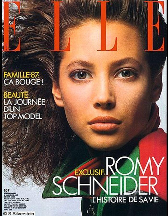 couverture elle magazine 1986 les plus belles couvertures de elle elle. Black Bedroom Furniture Sets. Home Design Ideas