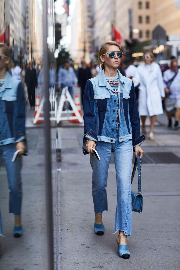 Le patchwork de jean