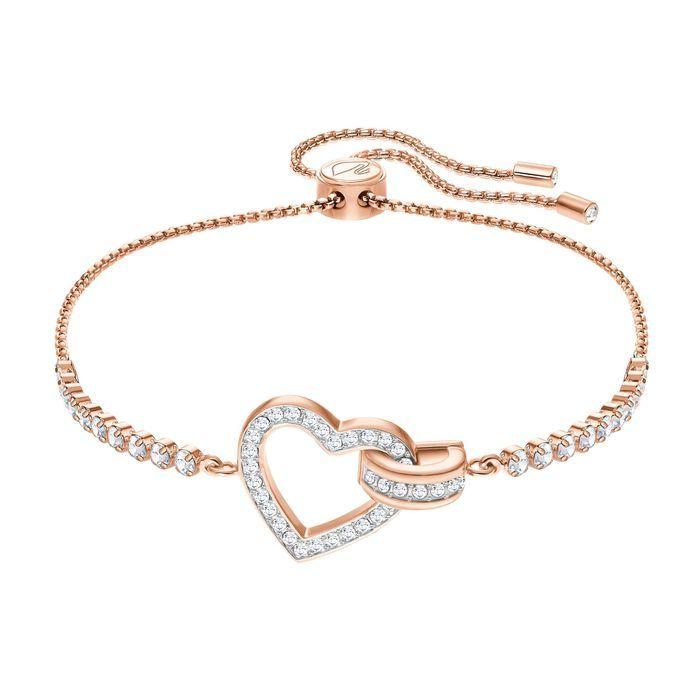 Bijoux Saint Valentin bracelet Swarovski