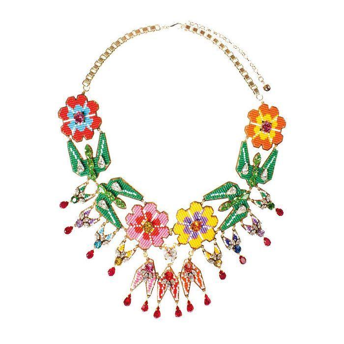 collier shourouk saint valentin 2016 ces bijoux qu 39 on r ve de recevoir elle. Black Bedroom Furniture Sets. Home Design Ideas