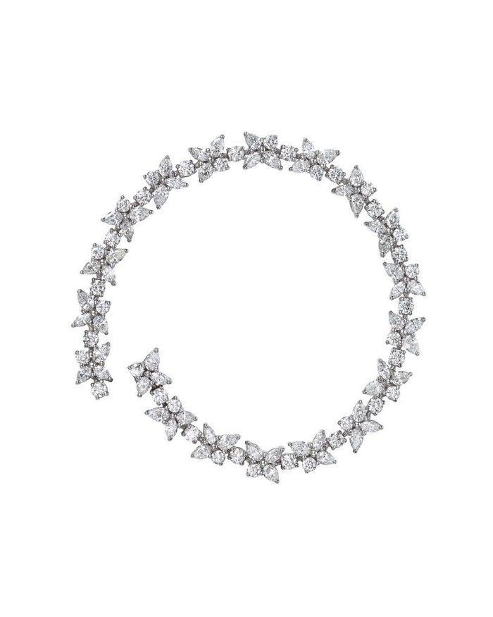Barcelet en corolle de fleur Tiffany Victoria