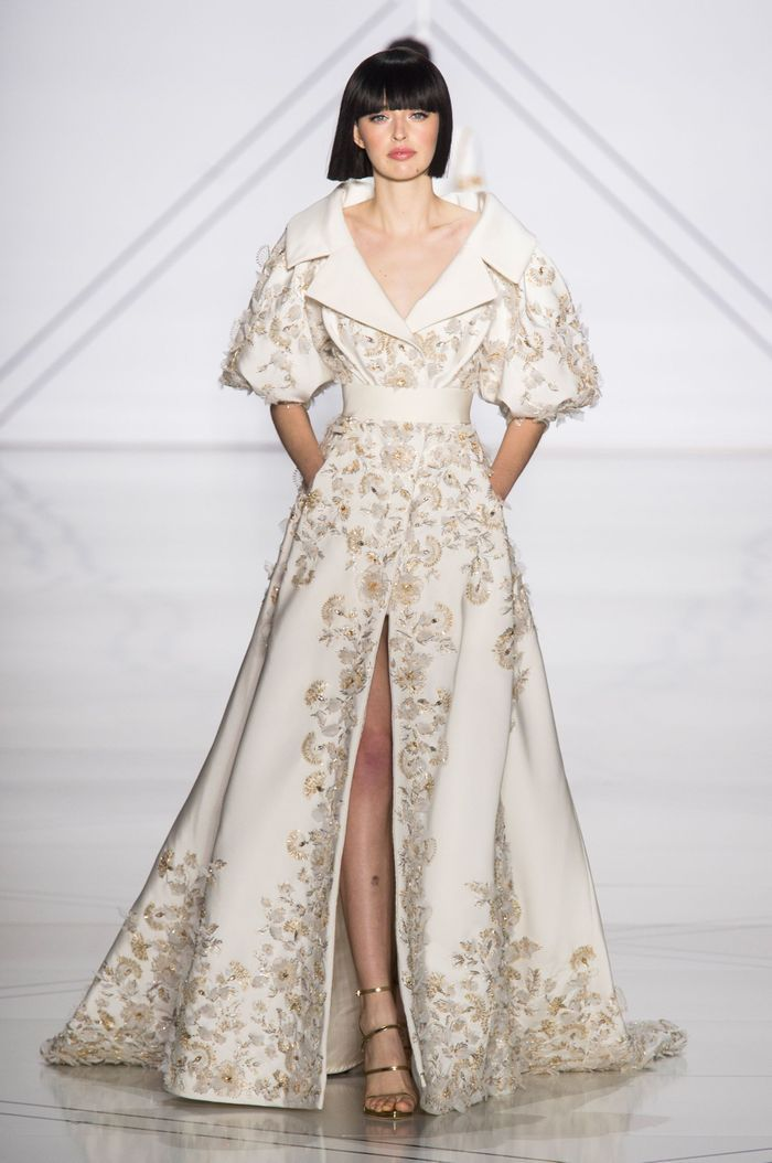 D fil ralph and russo haute couture printemps t 2017 for Haute couture 2017