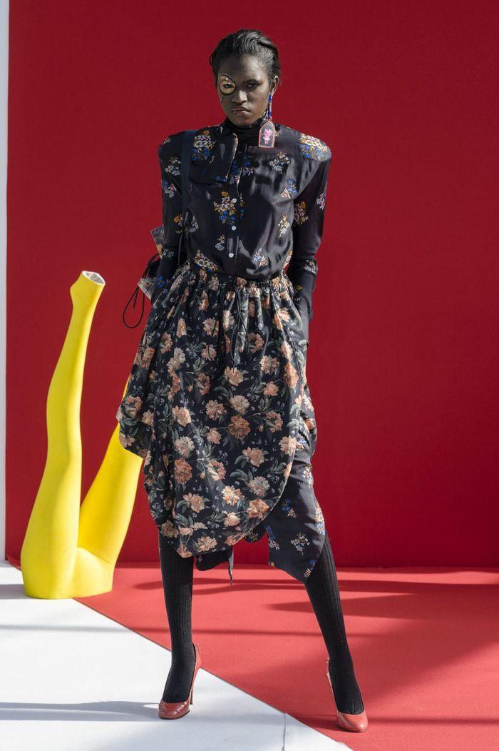 Défilé Andreas Kronthaler For Vivienne Westwood