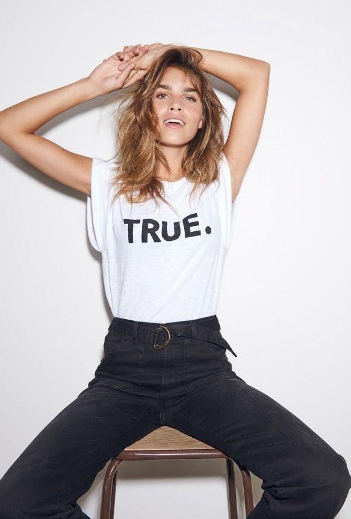 Tee-shirt ba&sh