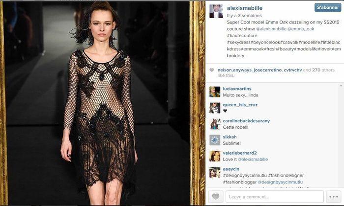Alexis mabille les 101 comptes instagram suivre pendant la fashion week elle - Qui suivre sur instagram ...