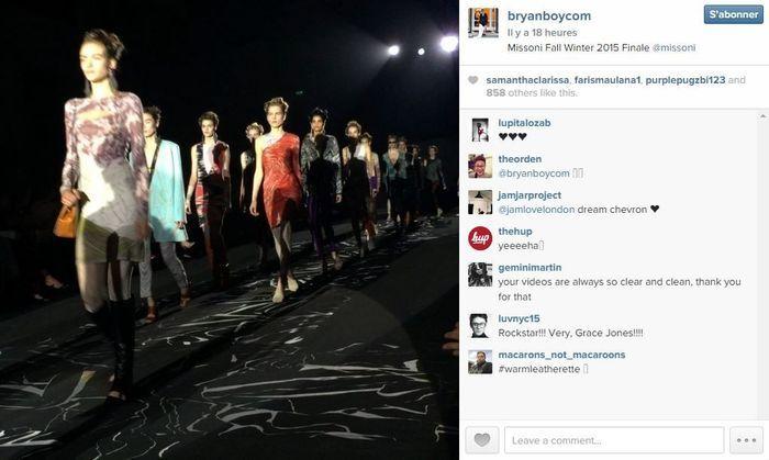 Bryan boy les 101 comptes instagram suivre pendant la fashion week elle - Qui suivre sur instagram ...