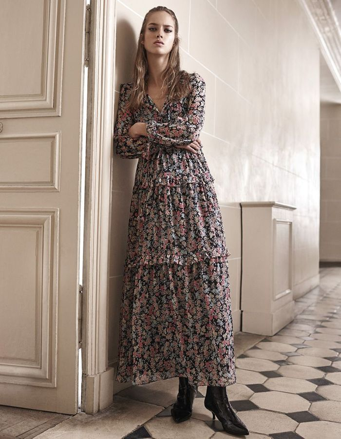 Look book Claudie Pierlot printemps-été 2016 look16