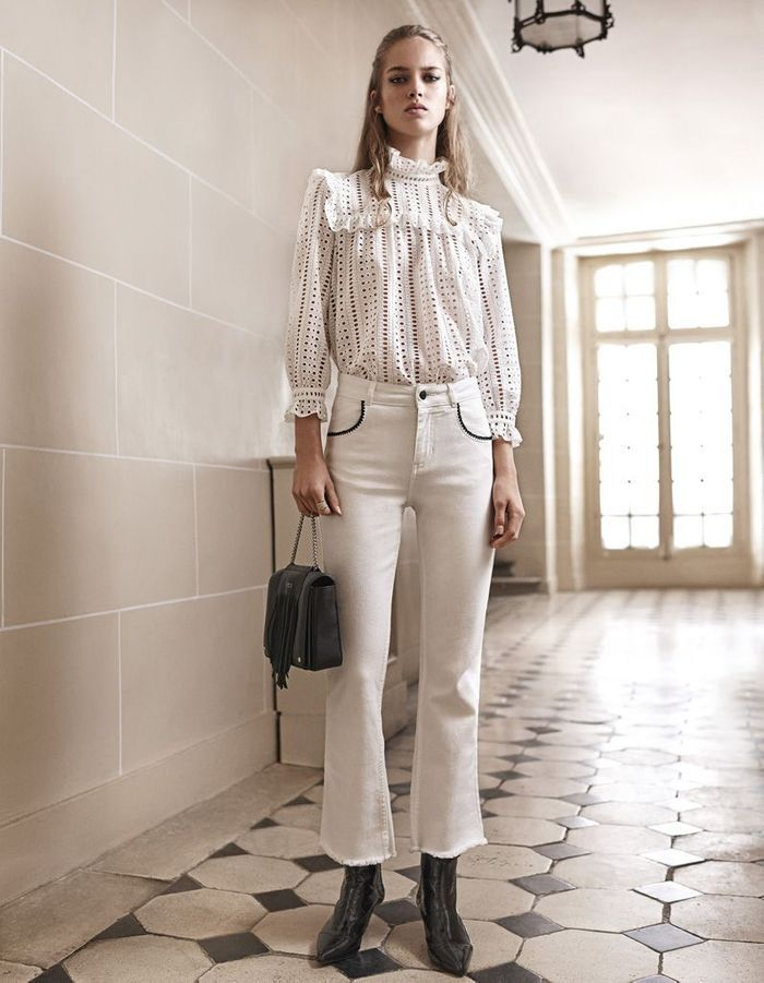 Look book Claudie Pierlot printemps-été 2016 look20