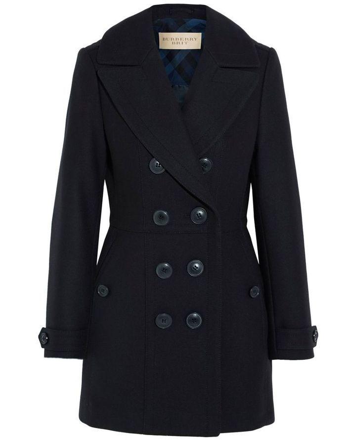 Manteau d'hiver femme burberry
